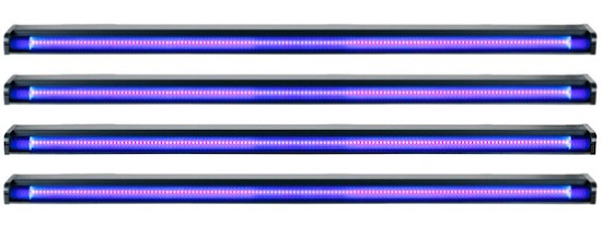 American dj uvled 48 48 inch uv led strip with 48x 03w smd uv leds view more images aloadofball Images