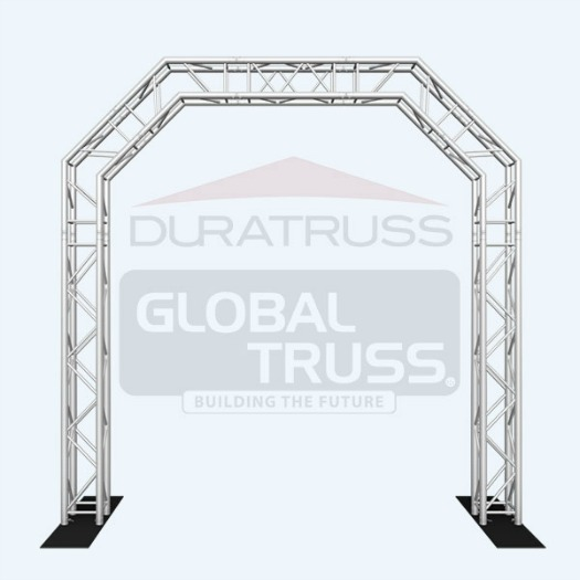 Global truss america gp 10x10 f34 002 10 ft x 10 ft f34 for Truss package cost